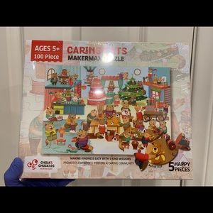 Caring Cats 100 Piece Jigsaw Puzzle for Kids